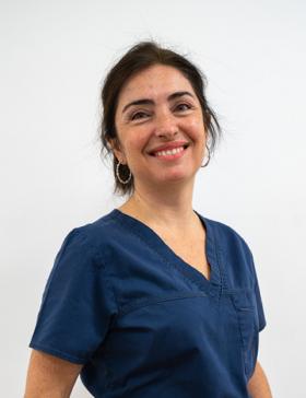 Chiberta, une sympathique conférencière pour une belle journée de parodontologie clinique